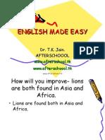 English Made Easy2