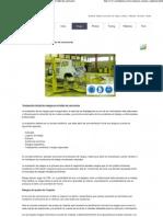 Prevención de Riesgos - Evaluación Inicial de riesgos en el taller de carrocería