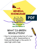 General Knowledge 24 May 3