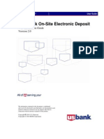 U.S. Bank OED Web Installation User Guide v2.0_ 0710
