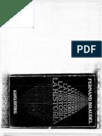 4. La Larga Duración - Fernand Braudel