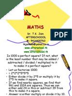 16 June Maths II