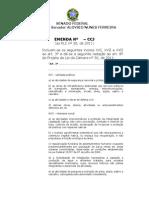 Código Florestal, emenda 2