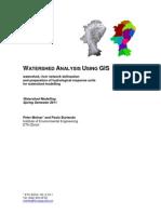 1 Watershed Analysis 2011