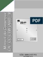 Conversor CA Cc Cfw 03