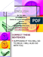 2 July English