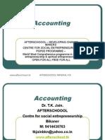 17 July Accounting