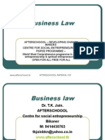18 July Business Law