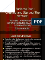 17740248 the Business Plan