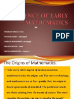 Evidence of Early Mathematics1[2] Auto Saved] (3)