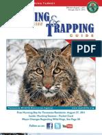 TN hunting guide 2011