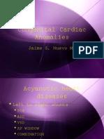 TCVS Congenital Cardiac Anomalies