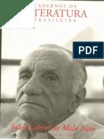 BARBOSA, João Alexandre - A Lição de João Cabral