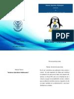 ManualSistemas operativos