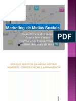 Marketing e Mídias Sociais