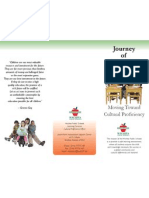 cultural proficiency brochure