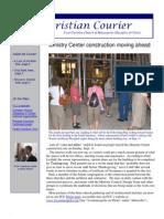 First Christian Courier- September 17, 2011