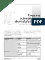 Programas Para Electric Ida y Electronic A