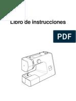 manual de instrucciones máquina de coser Next20