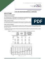 Comercio de electrodomésticos y bazar  [2ºTrimestre 2011]