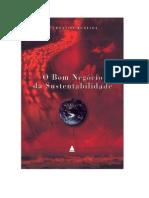 Livro Fernando Almeida Sustentabilidade