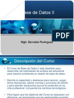 DBII-Clase1