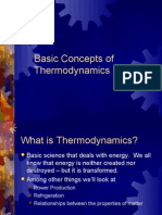 Chapter1-Basic Concepts of Thermodynamics -W1