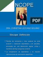 SINCOPE_EXPOSICION