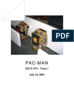 Robot Pacman