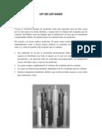 Ley de Los Gases 1.1