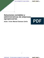 Soluciones Contables Administrativas Empresas Agropecuarias 31748 Completo