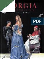 Milo Manara - Borgia Vol 1 - Sangue Para o Papa
