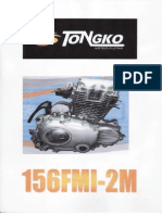 Motor Tk125 Mx Balance 156fmi 2m [Search Manual com