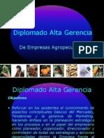 Diplomado Alta Gerencias