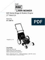 Sears 917_388110 Lawn Mower-Jason Ford