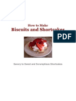 Biscuits and Shortcakes