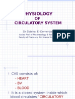 CVS Physiology