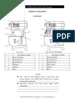 Quattro Fm20 Parts