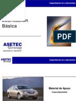 Lubricacion Basica - Apoyo Automotriz