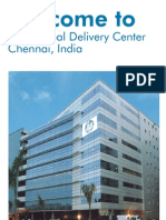 HP Chennai Visitor Manual
