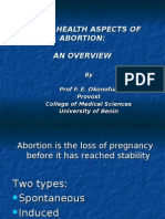 Abortion Presentation