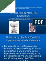 Hi Per Tension Arterial Sistemica
