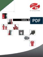 Catalogo Linha de Produtos