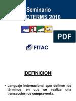 Incoterms 2010 Fitac