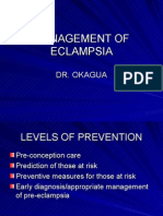 Management of Eclampsia