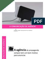 Comunicação de agência