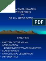 Vulvar Malignancy