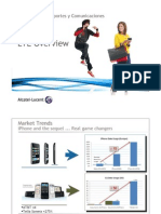 Alcatel_Lucent LTE Overview