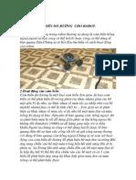 Kinh Nghiem Xay Dung Robot Do Duong