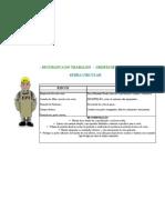 Ordem de Serviço Serra Circular